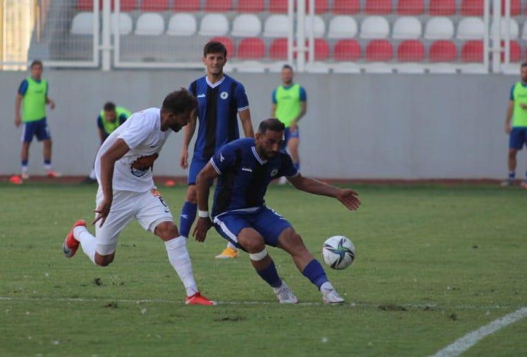 Hendekspor Kupada Turladı 1-0
