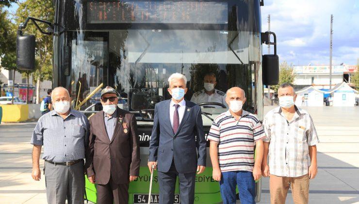 """Büyükşehir'den gurur veren uygulama: """"Vatan bize sahip çıkıyor"""""""