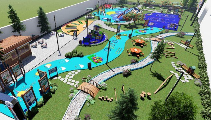 Hızırtepe Çocuk Hakları Bahçesi İhaleye Çıkıyor