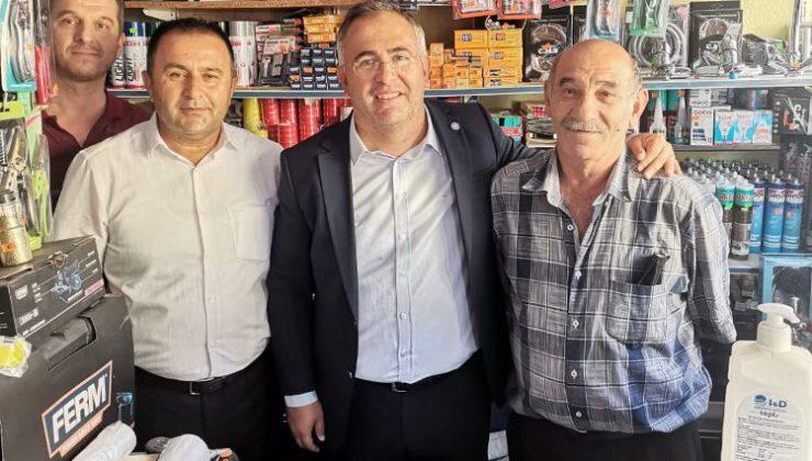 İYİ Parti Adapazarı Teşkilatı Yenidoğan'da