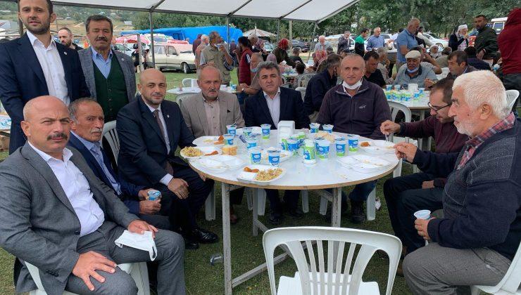 İYİ Parti Sakarya Teşkilatı Taraklı'da