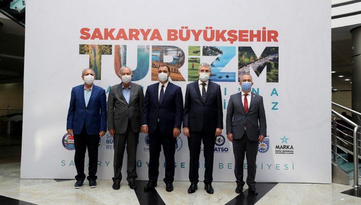 """Büyükşehir, Sakarya'nın turizm haritasını çiziyor  """"Projelerimizle şehrin turizm geleceğine ışık tutacağız"""""""