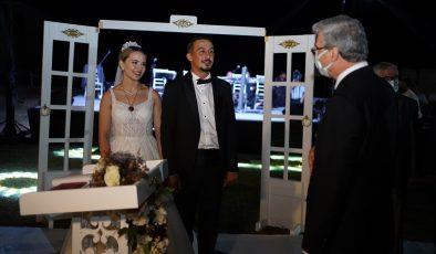 Şevval-Mehmet Çifti Dünya Evine Girdi