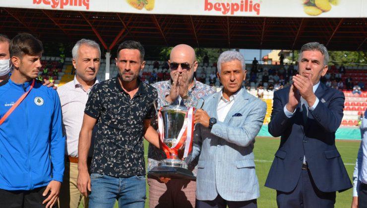 Hendekspor şampiyonluk Kupasına Kavuştu