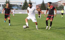 Hendekspor lideri elinden kaçırdı: 0-0