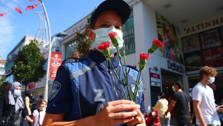 Büyükşehir'den Zabıta Haftası farkındalığı