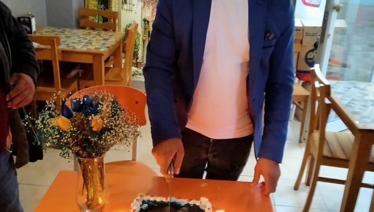 Başkan Demir'e doğum günü sürprizi