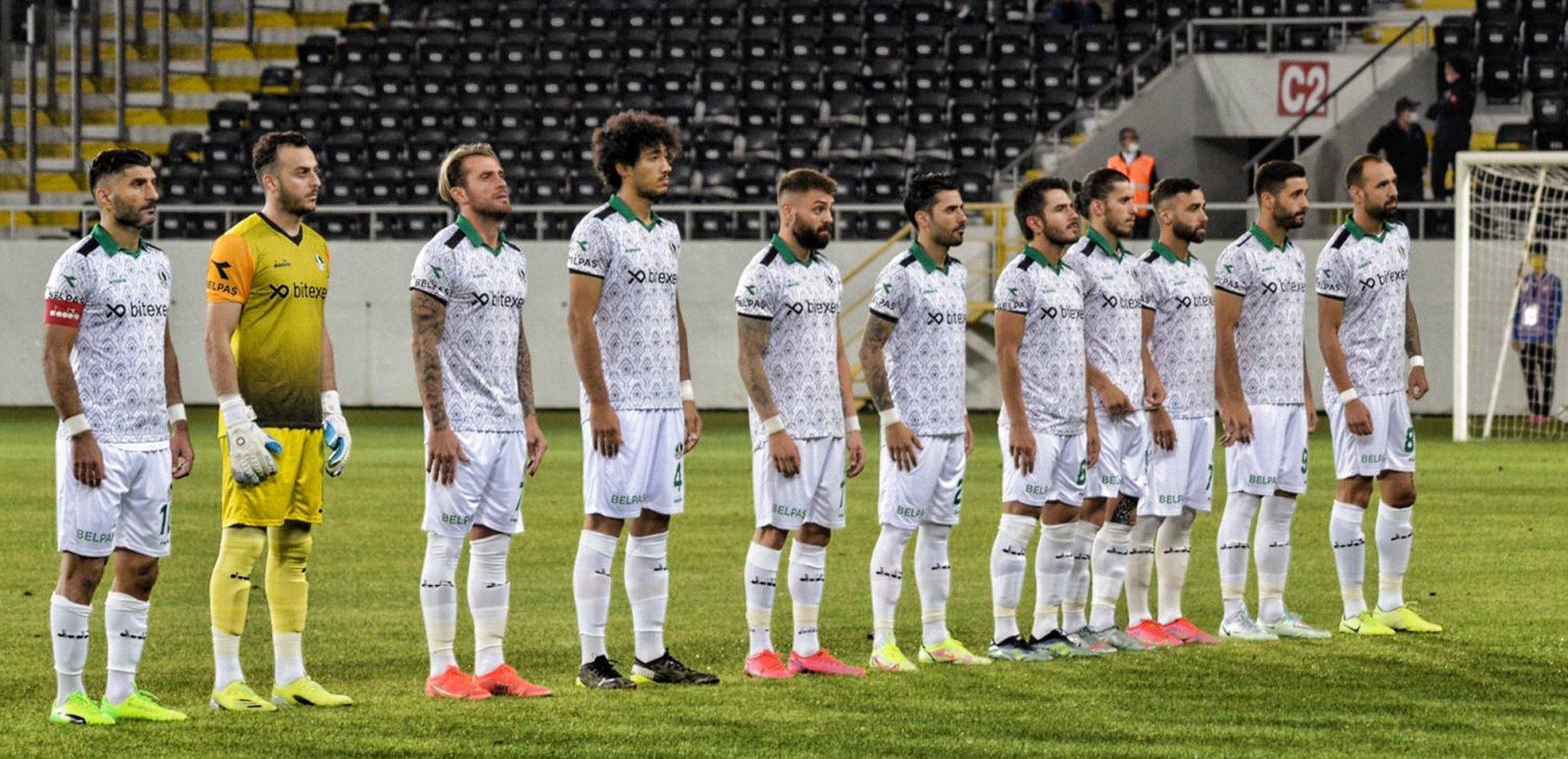 Çorum FK - Sakaryaspor :0-0