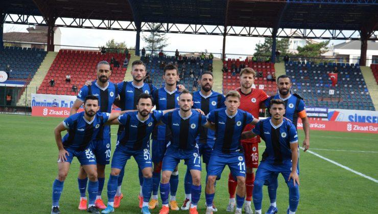 Hendekspor-52 Orduspor: 1-3