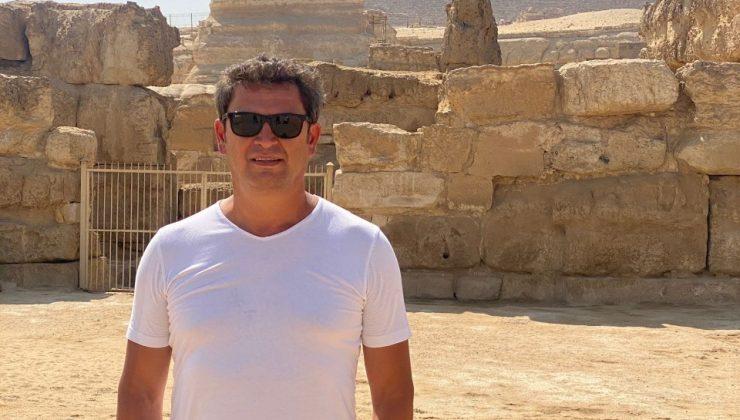 Kobaş Mısırda