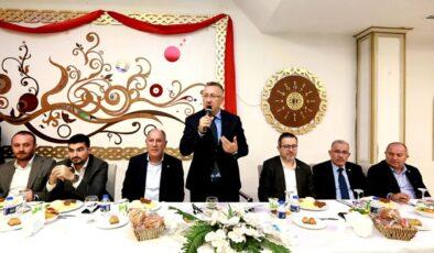 AK Parti'mizin Mayasında Gayret Var
