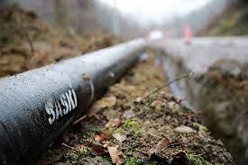 Akyazı Taşburun Mahallesi'ne 2 bin 500 metrelik içmesuyu hattı