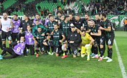 Sakaryaspor Güle Oynaya 3-0