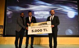 Sakarya Kısa Film Festivali'nde ödül alan Sri Lanka'lı ülkesinde coşkuyla karşılandı