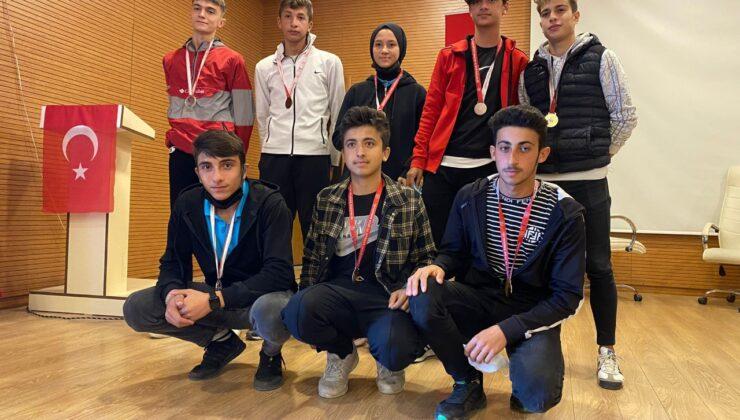 Kaynarca 'da Coşkulu Amatör Spor Haftası
