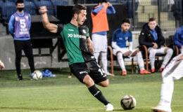 Ankaraspor-Sakaryaspor: 1-1