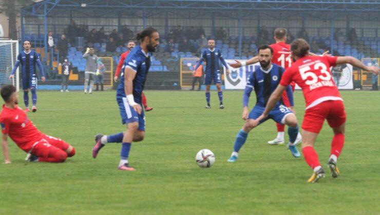 Hendekspor-Kelkit Belediyespor: 0-1