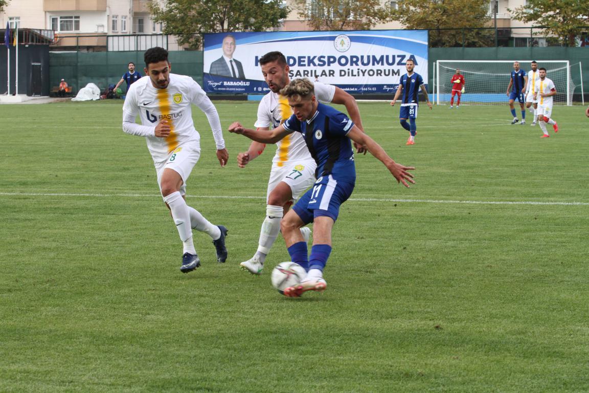 Hendekspor-Osmaniyespor: 1-1