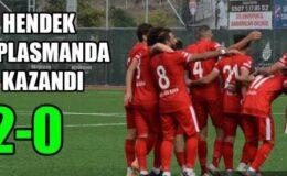 Çatalcaspor-Hendekspor: 0-2