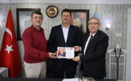 Yaşar Zımba'dan Bilal Soykan'a teşekkür şilti