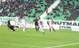 Sakaryaspor-Hekimoğlu Trabzon: 0-0
